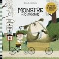 Couverture Monstre de compagnie Editions Little Urban 2015