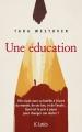 Couverture Une éducation Editions JC Lattès 2019