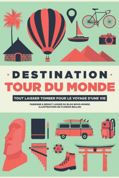 Couverture Destination Tour du Monde