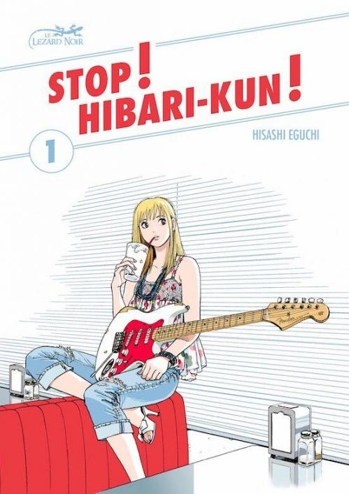 Couverture Stop ! Hibari kun !, tome 1