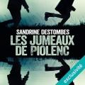 Couverture Les jumeaux de Piolenc Editions Audible studios 2018