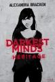 Couverture Les insoumis / Darkest minds, tome 4 : Héritage Editions de La martinière (Jeunesse) 2018