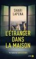 Couverture L'étranger dans la maison Editions Presses de la cité (Thriller) 2019