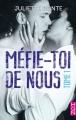 Couverture Méfie-toi de nous, tome 1 Editions Harlequin (HQN) 2018