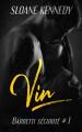 Couverture Barretti sécurité, tome 1 : Vin Editions Juno publishing 2018