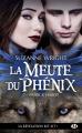 Couverture La meute du phénix, tome 7 : Patrick Hardy Editions Milady 2018