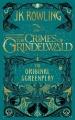 Couverture Les animaux fantastiques : Le texte du film, tome 2 : Les crimes de Grindelwald Editions Little, Brown and Company (Hardcover) 2018
