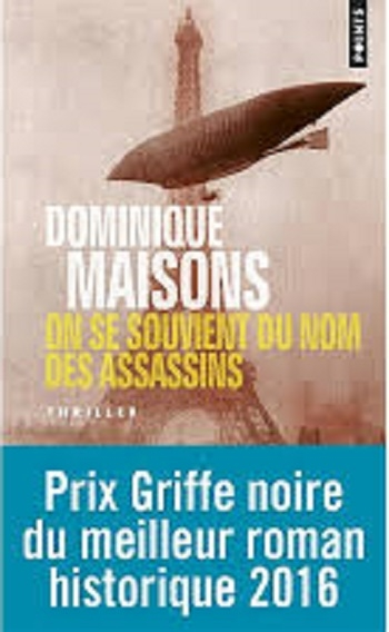 Couverture On se souvient du nom des assassins