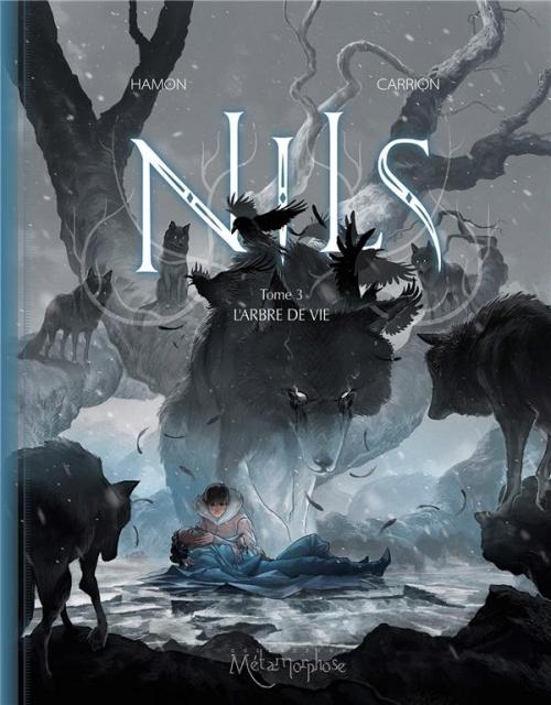 Couverture Nils, tome 3 : L'arbre de vie