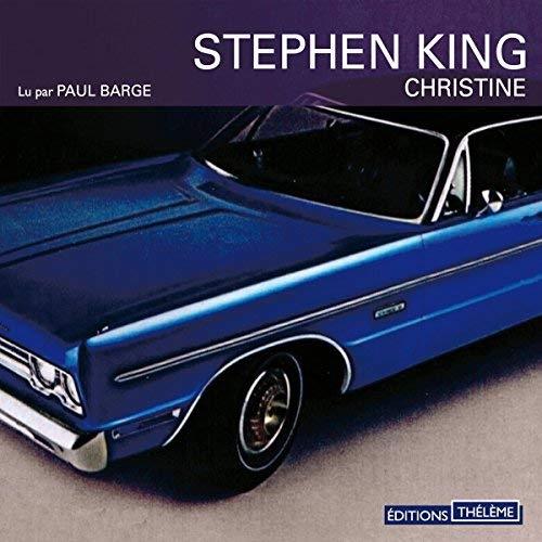 Couverture Christine