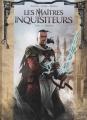 Couverture Les maîtres inquisiteurs, tome 10 : Habner Editions Soleil 2018