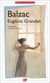 Couverture Eugénie Grandet Editions Flammarion (GF) 2016
