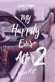 Couverture My Happily Ever After, tome 2 : Never let go Editions Autoédité 2018