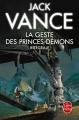 Couverture La geste des princes-démons, intégrale Editions Le Livre de Poche 2016