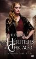 Couverture Les Héritiers de Chicago, tome 1 : La morsure dans la peau Editions Milady (Bit-lit) 2018