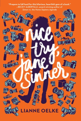 Couverture Nice Try, Jane Sinner