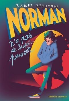 Couverture Norman n'a pas de super-pouvoir