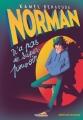 Couverture Norman n'a pas de super-pouvoir Editions Gallimard  (Jeunesse) 2018