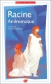 Couverture Andromaque Editions Flammarion (GF) 2017