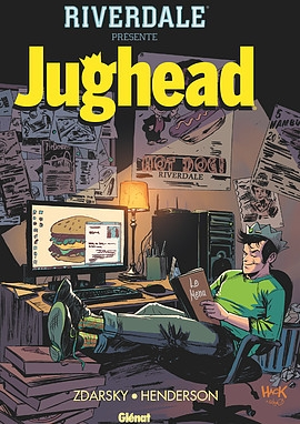 Couverture Jughead, book 1