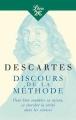 Couverture Discours de la méthode / Le discours de la méthode Editions Librio 2018