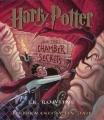 Couverture Harry Potter, tome 2 : Harry Potter et la chambre des secrets Editions Listening Library 1999