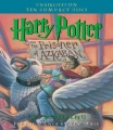 Couverture Harry Potter, tome 3 : Harry Potter et le prisonnier d'Azkaban Editions Listening Library 2000