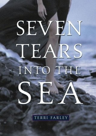 Couverture Seven tears into the sea