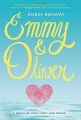 Couverture Emmy & Oliver Editions HarperTeen 2017