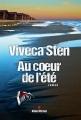 Couverture Au coeur de l'été Editions Albin Michel 2017