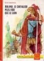 Couverture Roland, le chevalier plus fier que le lion Editions G.P. (Spirale) 1972