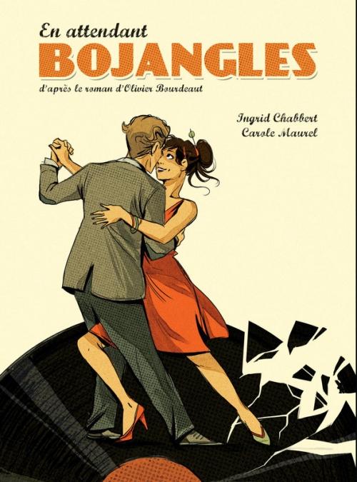 Couverture En attendant Bojangles (BD)