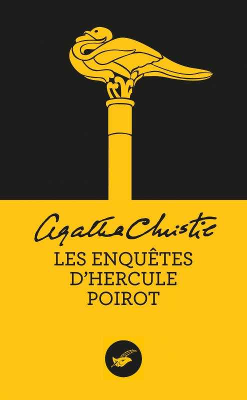 Couverture Les enquêtes d'Hercule Poirot