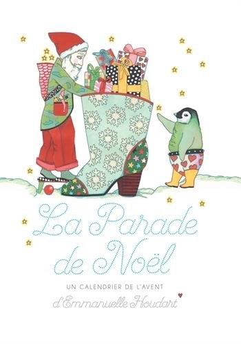 Couverture La parade de Noël