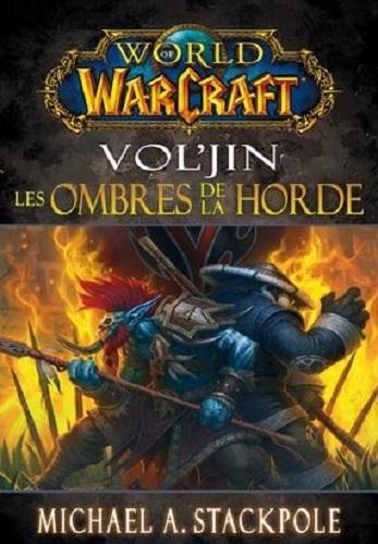 Couverture World of Warcraft : Vol'jin, Les ombres de la Horde