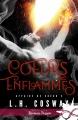 Couverture Affaire de coeur, tome 2 : Coeurs enflammés Editions Infinity (Romance passion) 2018