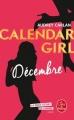 Couverture Calendar girl, tome 12 : Décembre Editions Le Livre de Poche 2018
