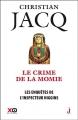 Couverture Les enquêtes de l'inspecteur Higgins, tome 01 : Le crime de la momie Editions XO 2016