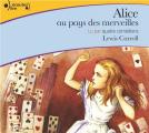 Couverture Alice au pays des merveilles / Les aventures d'Alice au pays des merveilles Editions Gallimard  (Ecoutez lire) 2007