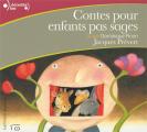 Couverture Contes pour enfants pas sages Editions Gallimard  (Ecoutez lire - Jeunesse) 2012