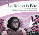 Couverture La belle et la bête Editions Gallimard  (Ecoutez lire - Jeunesse) 2015