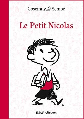 Couverture Le petit Nicolas