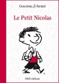 Couverture Le petit Nicolas Editions IMAV 2007
