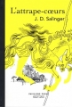 Couverture L'attrape-coeurs Editions Robert Laffont (Pavillons poche) 2018