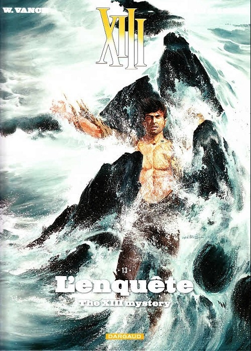 Couverture XIII, tome 13 : The XIII mystery, l'enquête