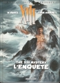 Couverture XIII, tome 13 : The XIII mystery, l'enquête Editions Dargaud 2009