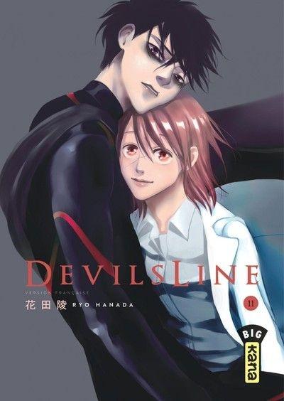 Couverture Devil's line, tome 11