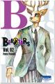 Couverture Beastars, tome 2 Editions Ki-oon (Shônen) 2019