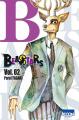 Couverture Beastars, tome 02 Editions Ki-oon (Seinen) 2019