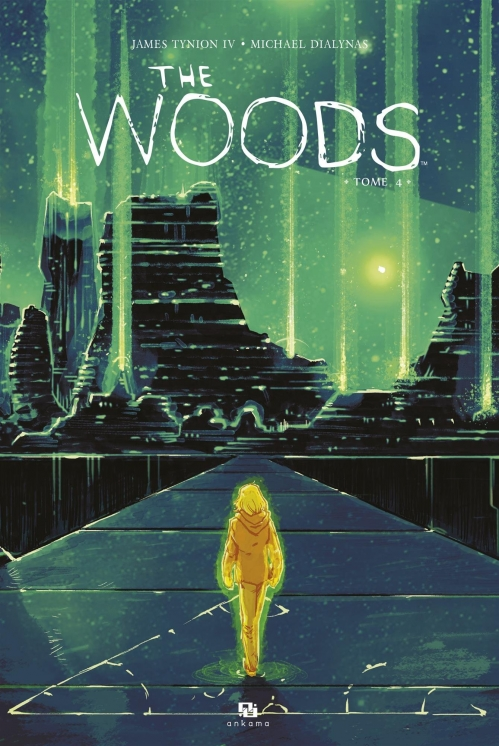 Couverture The Woods, tome 4